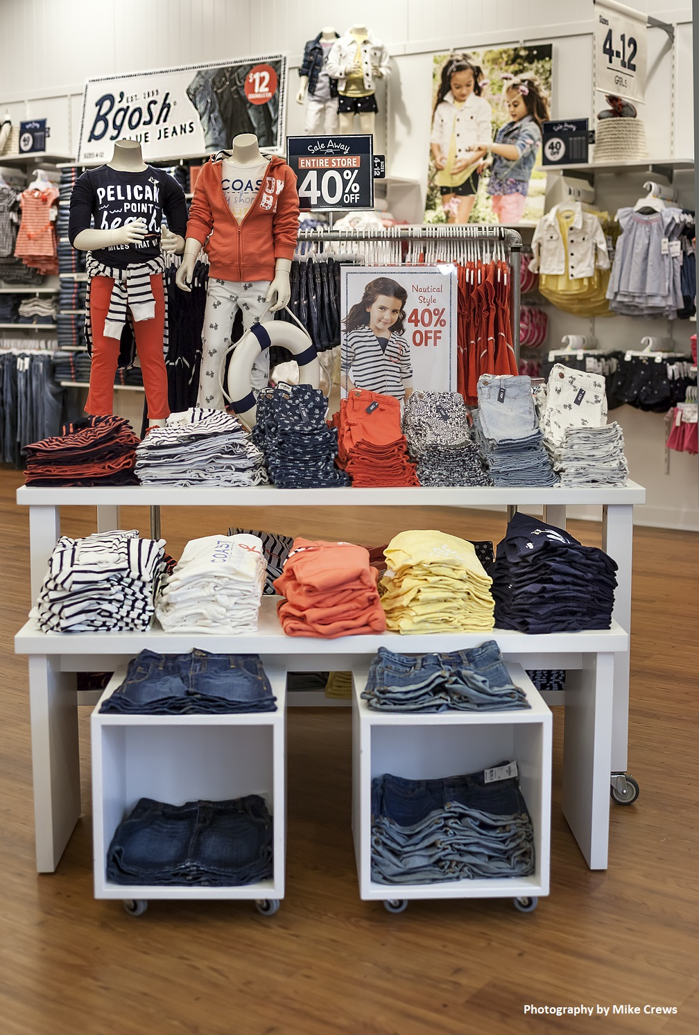 OSHKOSH B'GOSH - Pigeon Forge, TN