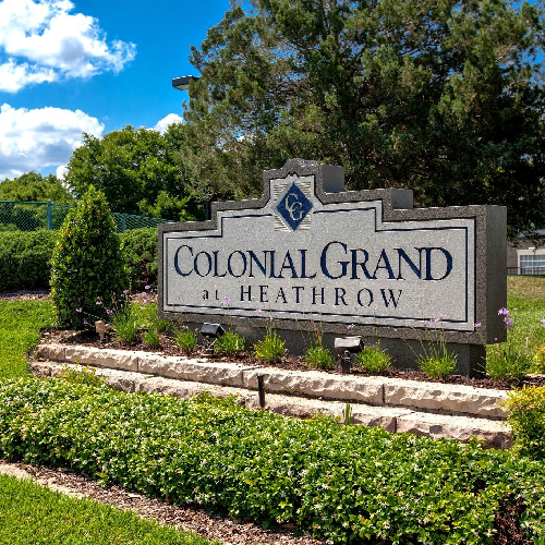 Colonial Grand At Heathrow - Lake Mary, FL