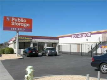 Public Storage - Redwood City, CA