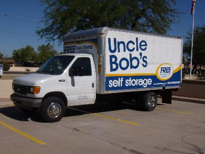 Uncle Bob's Self Storage - Mesa, AZ