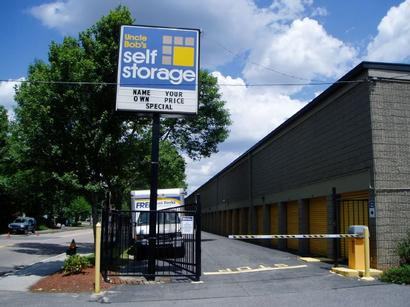 Life Storage - West Roxbury, MA