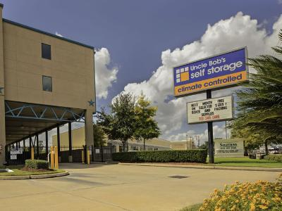 Uncle Bob's Self-Storage - Houston, TX
