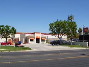 A-American Self Storage - Riverside, CA